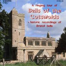 Bells of the Cotswolds, CD