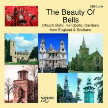 The Beauty Of Bells, CD
