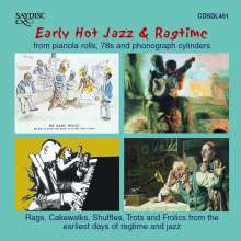 Early Hot Jazz & Ragtime, CD