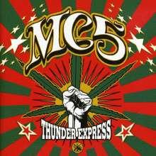 MC5: Thunder Express, CD