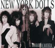 New York Dolls: Manhattan Mayhem - A History Of The New York Dolls, 2 CDs