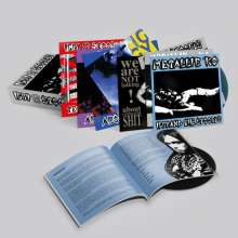 Iggy Pop: From K.O. To Chaos: The Complete Skydog Collection, 7 CDs und 1 DVD