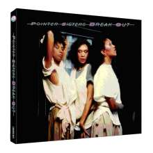 Pointer Sisters: Break Out (Expanded & Remastered), 2 CDs