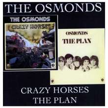 The Osmonds: Crazy Horses / The Plan, CD