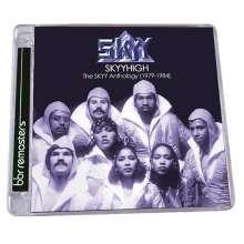 Skyy: Skyyhigh - The Skyy Anthology (1979-1992), 2 CDs