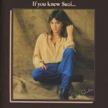 Suzi Quatro: If You Knew Suzi...(Expanded + Remastered), CD