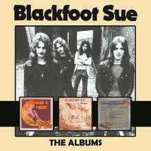 Blackfoot Sue: The Albums (Deluxe-Boxset), 3 CDs