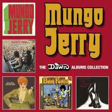 Mungo Jerry: The Dawn Albums Collection, 5 CDs
