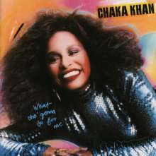 Chaka Khan: What Cha' Gonna Do For Me (Remastered + Expanded Edition), CD