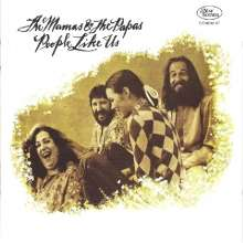 The Mamas & The Papas: People Like Us (Deluxe Expanded Edition), CD