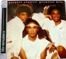 Pointer Sisters: Pointer Sisters' Greatest Hits (Expanded + Remastered), CD