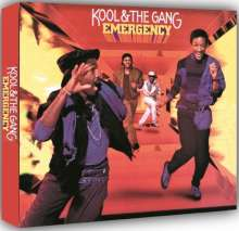 Kool & The Gang: Emergency (Deluxe Edition), 2 CDs