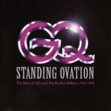 GQ: Standing Ovation: The Story Of GQ & The Rhythm Makers 1974 - 1982, 2 CDs