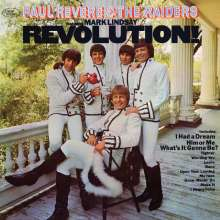 Paul Revere & The Raiders: Revolution! (Deluxe Expanded Mono Edition), CD