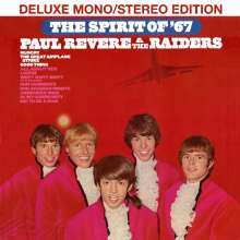 Paul Revere & The Raiders: The Spirit Of '67 (Deluxe Edition), CD