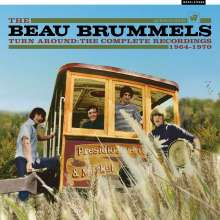 The Beau Brummels: Turn Around: The Complete Recordings 1964-1970, 8 CDs