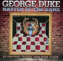 George Duke (1946-2013): Master Of The Game (Expanded Edition), CD