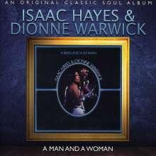 Isaac Hayes & Dionne Warwick: A Man & A Woman, CD