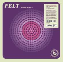 Felt (England): Ignite The Seven Cannons (Limited-Edition), 1 CD und 1 Single 7""