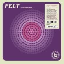 "Felt (England): The Seventeenth Century (Limited-Edition Box), Single 7"""