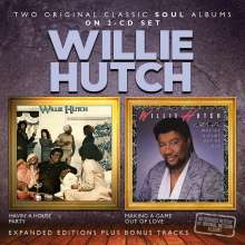Willie Hutch: Havin' A House Party / Making A Game Out Of Love (Expanded-Edition), 2 CDs