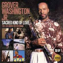 Grover Washington Jr. (1943-1999): Sacred Kind Of Love: The Columbia Recordings, 5 CDs