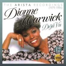 Dionne Warwick: Déjà Vu: The Arista Recordings 1979 - 1994, 12 CDs