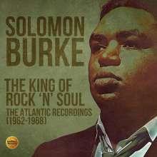 Solomon Burke: The King Of Rock 'n' Soul, 3 CDs