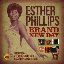 Esther Phillips: Brand New Day 1962 - 1970 (Box Set), CD