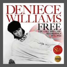 Deniece Williams: Free: The Columbia / Arc Recordings 1976 - 1988, 8 CDs