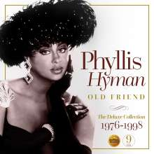 Phyllis Hyman: Old Friend (The Deluxe Collection), 9 CDs