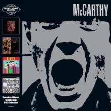 McCarthy: Complete Albums + Singles + BBC Collection, 4 CDs