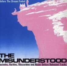 Misunderstood: Before The Dream Faded, CD