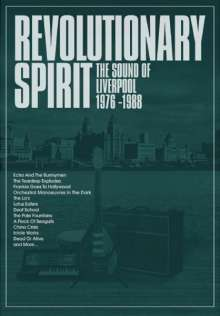 Revolutionary Spirit: The Sound Of Liverpool 1976 - 1988, 5 CDs