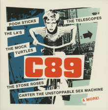 C89 (Deluxe-Edition), 3 CDs