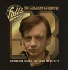 The Fall: 58 Golden Greats - Including All The Hits, 3 CDs