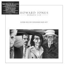 Howard Jones (New Wave): Human's Lib (Limited-Edition) (Super-Deluxe-Expanded-Box-Set) (Picture Disc), 3 CDs