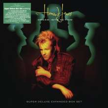 Howard Jones (New Wave): Dream Into Action (Limited-Edition) (Super-Deluxe-Expanded-Box-Set) (Picture Disc), 3 CDs
