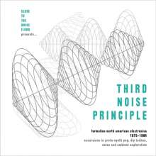 Third Noise Principle: Formative North American Electronica 1975 - 1984, 4 CDs