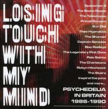 Losing Touch With My Mind, 3 CDs