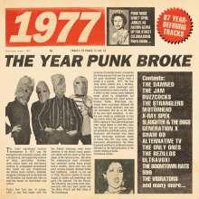 1977 - The Year Punk Broke (3CD Boxset), 3 CDs