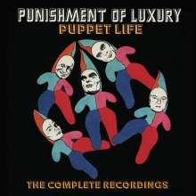 Punishment Of Luxury: Puppet Life - The Complete Recordings, 5 CDs