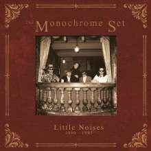 The Monochrome Set: Little Noises 1990 - 1995, 5 CDs