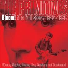 The Primitives: Bloom! The Full Story, 5 CDs