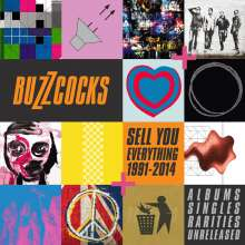 Buzzcocks: Sell You Everything 1991 - 2014 (8CD Box Set), 8 CDs
