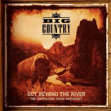 Big Country: Out Beyond The River: The Compulsion Years Anthology, 5 CDs und 1 DVD