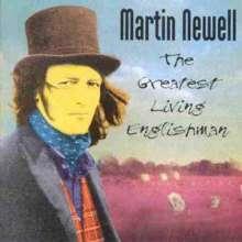 Martin Newell: The Greatest Living Englishman, CD