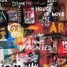 The House Of Love: She Paints Words In Red, CD