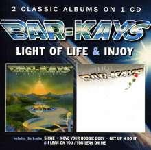 The Bar-Kays: Light Of Life / Injoy, CD