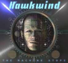 Hawkwind: The Machine Stops, CD